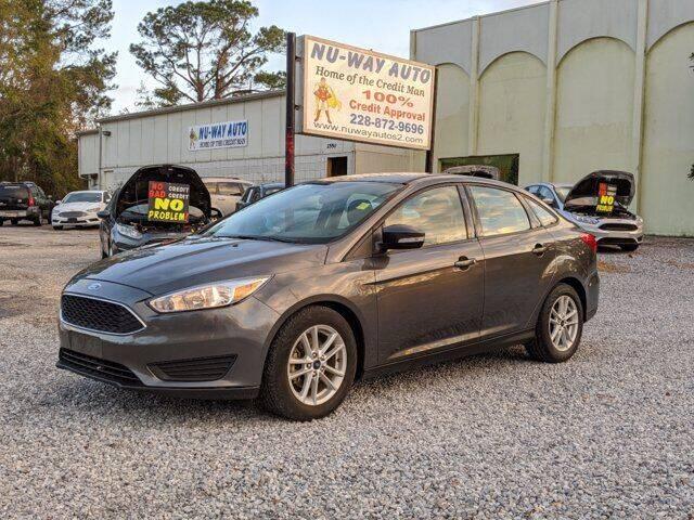 2017 Ford Focus for sale at Nu-Way Auto Ocean Springs in Ocean Springs MS