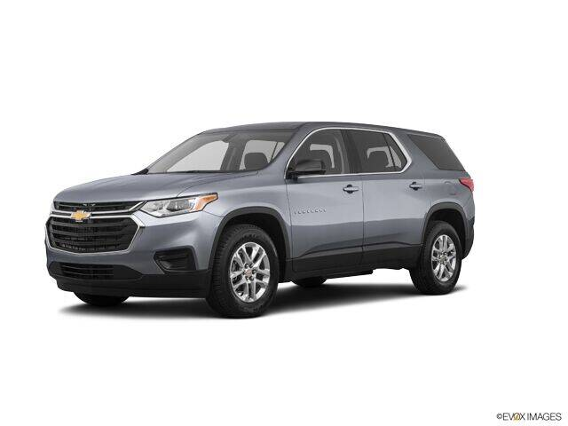 2021 Chevrolet Traverse for sale at BRYNER CHEVROLET in Jenkintown PA