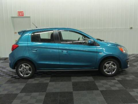 2019 Mitsubishi Mirage for sale at Michigan Credit Kings in South Haven MI