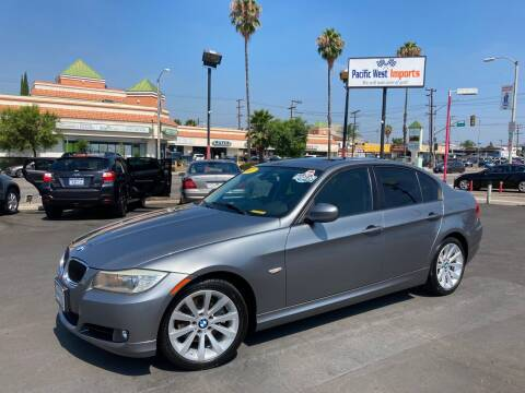 2011 BMW 3 Series for sale at Pacific West Imports in Los Angeles CA