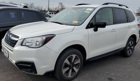 2018 Subaru Forester for sale at Beverly Farms Motors in Beverly MA