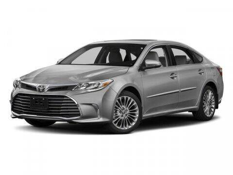 2018 Toyota Avalon for sale at BILLY D SELLS CARS! in Temecula CA