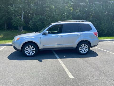 2012 Subaru Forester for sale at Chris Auto South in Agawam MA
