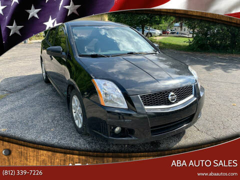 2012 Nissan Sentra for sale at ABA Auto Sales in Bloomington IN