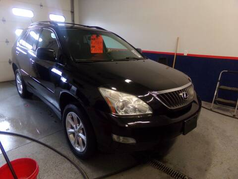 2009 Lexus RX 350 for sale at Pool Auto Sales Inc in Spencerport NY