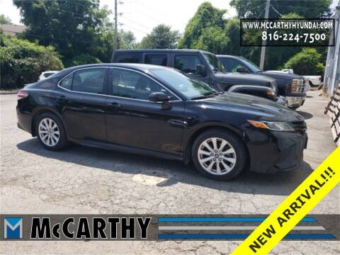 2020 Toyota Camry for sale at Mr. KC Cars - McCarthy Hyundai in Blue Springs MO