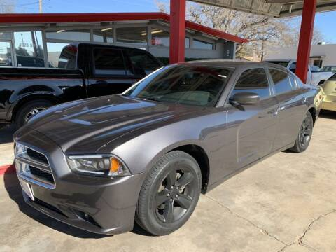 2014 Dodge Charger for sale at KD Motors in Lubbock TX