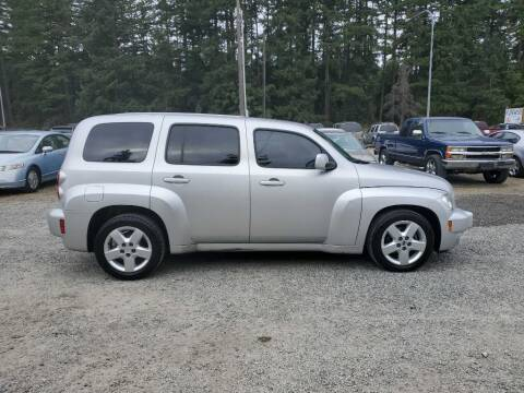 2010 Chevrolet HHR for sale at WILSON MOTORS in Spanaway WA