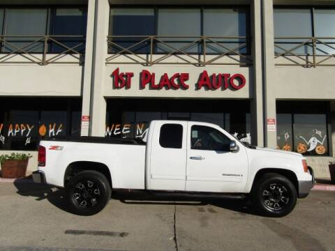 2007 GMC Sierra 1500 for sale at First Place Auto Ctr Inc in Watauga TX