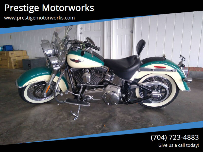2009 HarleyDavidson Deluxe for sale at Prestige Motorworks in Concord NC