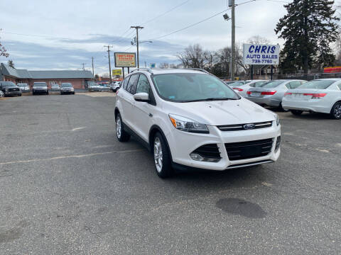 2014 Ford Escape for sale at Chris Auto Sales in Springfield MA