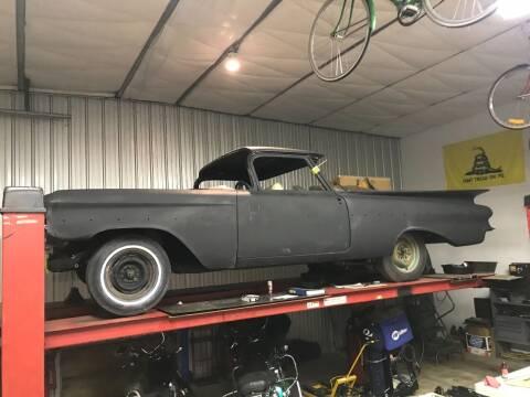 1959 Chevrolet El Camino for sale at Atlas Automotive Sales in Hayden ID