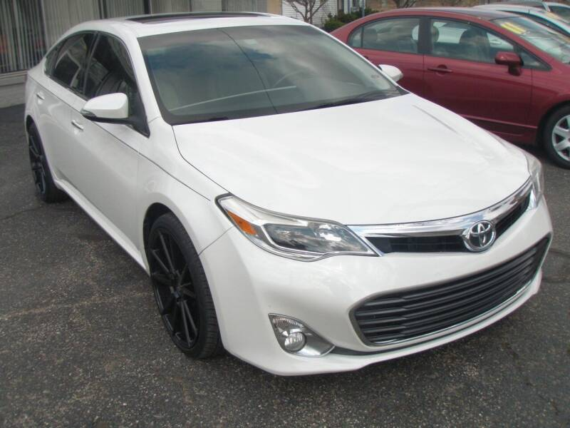 2013 Toyota Avalon for sale at Autoworks in Mishawaka IN