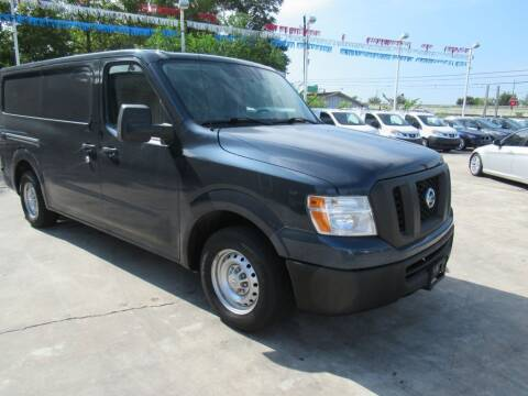 2016 Nissan NV Cargo for sale at Lone Star Auto Center in Spring TX