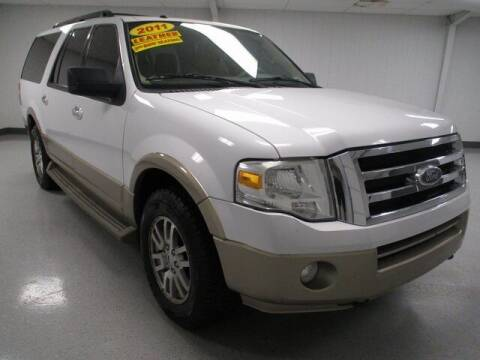 2011 Ford Expedition EL for sale at Sports & Luxury Auto in Blue Springs MO