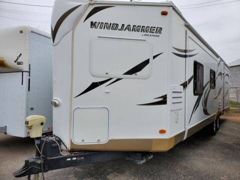 2013 Windjammer Travel Trailers Ser M-3008W for sale at Kell Auto Sales, Inc - Grace Street in Wichita Falls TX