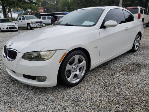 2008 BMW 3 Series for sale at Marks and Son Used Cars in Athens GA