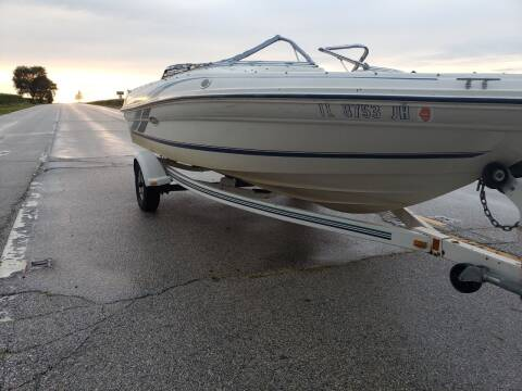 1999 Sea-Doo BOWRIDER 180 for sale at Tumbleson Automotive in Kewanee IL