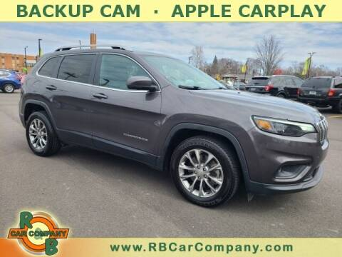2019 Jeep Cherokee for sale at R & B Car Company in South Bend IN