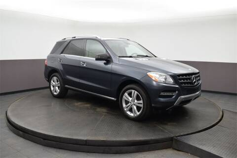 2013 Mercedes-Benz M-Class for sale at M & I Imports in Highland Park IL