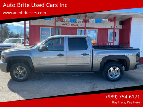 2009 Chevrolet Silverado 1500 Hybrid for sale at Auto Brite Used Cars Inc in Saginaw MI