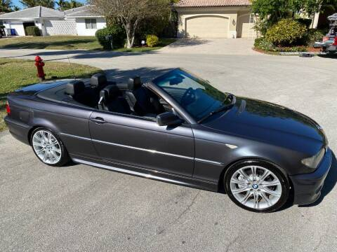 2006 BMW 3 Series for sale at Exceed Auto Brokers in Lighthouse Point FL