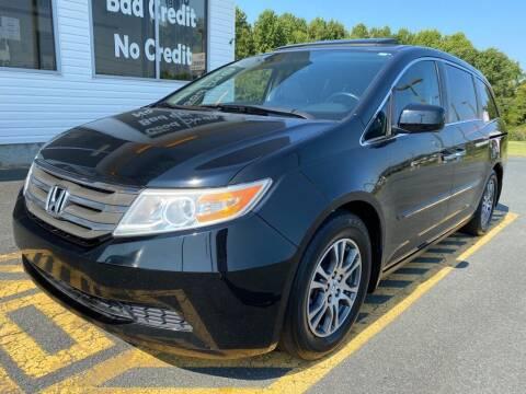 2013 Honda Odyssey for sale at Auto America - Monroe in Monroe NC