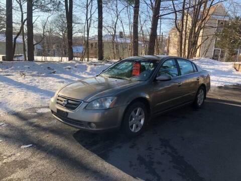 2005 Nissan Altima for sale at Kimp Enterprises LLC in Waterbury CT