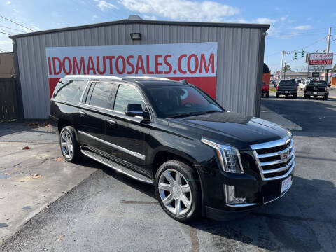 2020 Cadillac Escalade ESV for sale at Auto Group South - Idom Auto Sales in Monroe LA