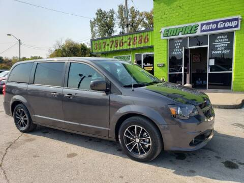 2019 Dodge Grand Caravan for sale at Empire Auto Group in Indianapolis IN