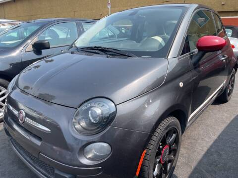 2016 FIAT 500 for sale at CARZ in San Diego CA