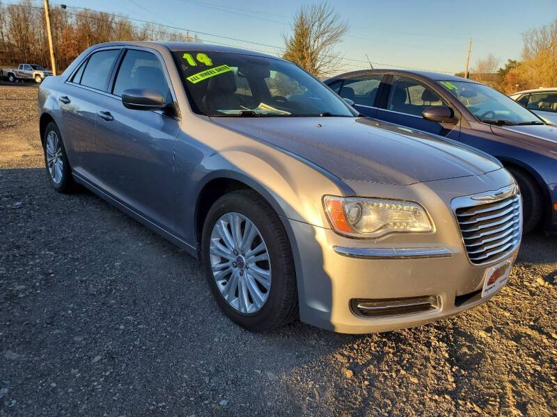 2014 Chrysler 300 for sale at ALL WHEELS DRIVEN in Wellsboro PA
