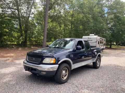 2001 Ford F-150 for sale at Joye & Company INC, in Augusta GA
