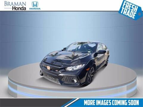 2017 Honda Civic for sale at Brandon Mitsubishi in Tampa FL