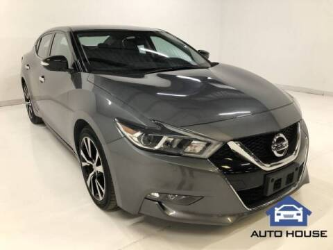 2018 Nissan Maxima for sale at MyAutoJack.com @ Auto House in Tempe AZ