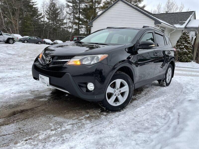 2013 Toyota RAV4 for sale at Williston Economy Motors in Williston VT