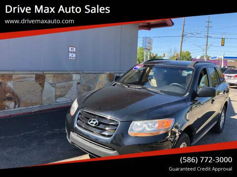 2010 Hyundai Santa Fe for sale at Drive Max Auto Sales in Warren MI