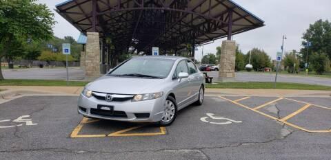2010 Honda Civic for sale at D&C Motor Company LLC in Merriam KS