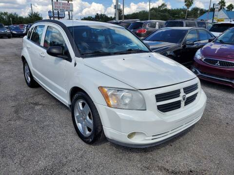 2009 Dodge Caliber for sale at Mars auto trade llc in Kissimmee FL