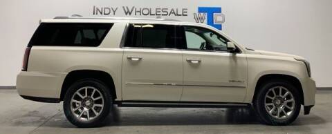 2015 GMC Yukon XL for sale at Indy Wholesale Direct in Carmel IN