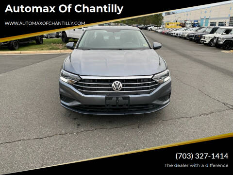 2019 Volkswagen Jetta for sale at Automax of Chantilly in Chantilly VA