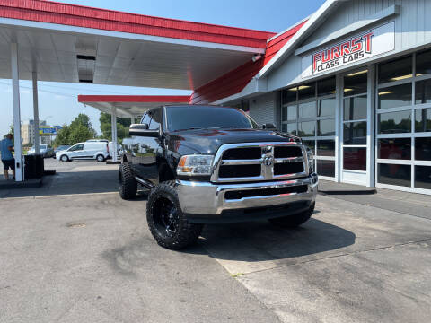 2017 RAM Ram Pickup 2500 for sale at Furrst Class Cars LLC in Charlotte NC