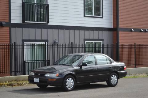 1997 Toyota Corolla for sale at Skyline Motors Auto Sales in Tacoma WA