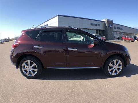 2014 Nissan Murano for sale at Schulte Subaru in Sioux Falls SD