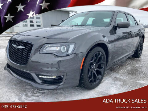 2020 Chrysler 300 for sale at Ada Truck Sales in Ada OH