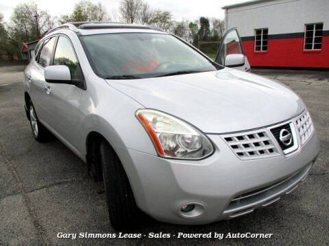 2010 Nissan Rogue for sale at Gary Simmons Lease - Sales in Mckenzie TN