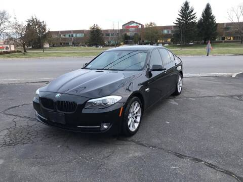 2012 BMW 5 Series for sale at Lux Car Sales in South Easton MA