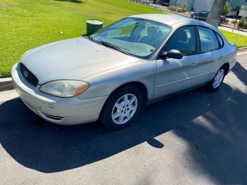 2004 Ford Taurus for sale at California Auto Sales in Temecula CA