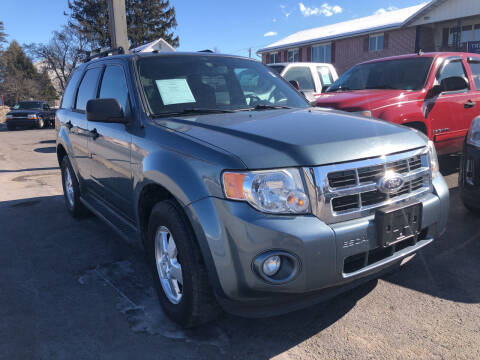 2010 Ford Escape for sale at Rine's Auto Sales in Mifflinburg PA
