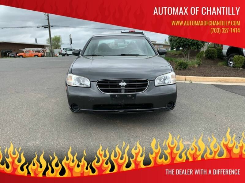 2000 Nissan Maxima for sale at Automax of Chantilly in Chantilly VA